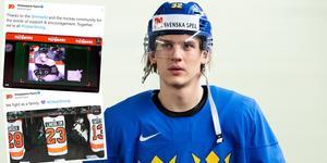 Bilden är ett montage. Bilder: Philadelphia Flyers och Joel Marklund/Bildbyrån.