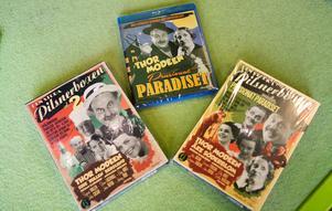 Pilsnerfilmer har samlats på dvd-boxar med titeln