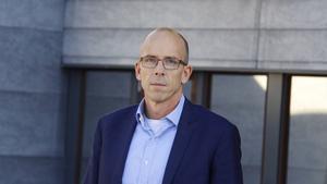 Rikard Rönn, affärschef Permobil i Timrå.