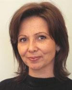 Pia Lindberg är chef på akademin för utbildning, kultur och kommunikation på Mälardalens högskola. Foto: MDH