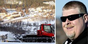 Nu är det klubbat och klart hur miljonerna ska sparas i  Timrå. Ett av förslagen stängde Skönviksbacken och det oroade naturligtvis Roger Höglund, ordförande i föreningen som sköter backen.
