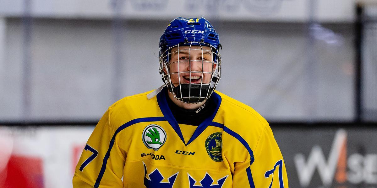 Tranåskillen rankas högt inför NHL-draften