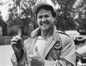 Härjedalens första OS-guld togs av Kurt Henningsson från Hedeviken. Året var 1984 då han hivade upp 152,5 kilo i bänkpress i USA.