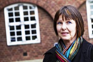 Lena Bäckelin (S) från Sveg är landstingspolitiker men siktar mot riksdagen i årets val.