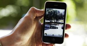 Första testet: Iphone 3GS