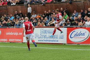2–0 till Sandviken.