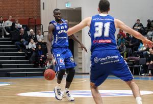 Evariste Shonganya gjorde efterlängtad comeback i Jämtland.