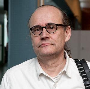 Jari Antell, ny ordförande i Johan Ahlbäckstiftelsen.