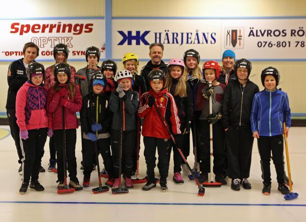 Svegs Curlingklubb har fått rejäl fart på ungdomsverksamheten.