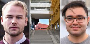 Regeringen inskränker den akademiska friheten genom värdegrundstvång och påtvingade köns- och genusperspektiv, skriver Douglas Thor och Sam Kharazmi. På bilden: Högskolan i Jönköping.