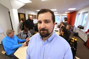 Johan Niklasson. ordförande i Socialnämnden, Lekeberg.