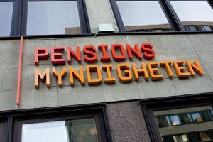 Pensionsmyndigheten svarar på en insändare.