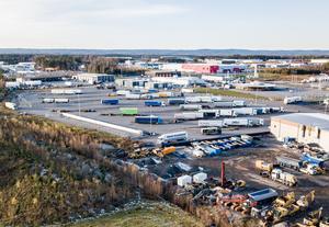 Sedan några år tillbaka har Trucknet radio haft sitt huvudkvarter vid Truckstop strax utanför Örebro. Arkivfoto.