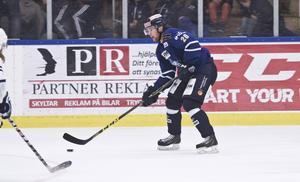 Niklas Nilsson återvänder till Östersund. Arkivbild: David Eriksson