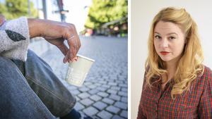 Isobel Hadley-Kamptz. Bilden är ett montage.