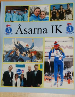 År 2015 gav Jämtlands läns idrottshistoriska förening ut en bok om Åsarna IK:s historia. Thord-Eric Nilsson har redigerat boken och Rogard Göransson har bidragit med en stor del av innehållet.