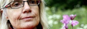 Eva Sundin är ordförande för botaniska föreningen.
