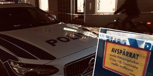 Under måndagseftermiddagen blev en guldbutik i centrala Säter utsatt för ett grovt rån. Polisen letar efter två misstänkta gärningsmän.