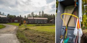 Möjligheten att ta del av medier i digital form, ha myndighetskontakter eller för den delen sköta sitt skolarbete får inte skilja sig åt beroende på var i länet man befinner sig, skriver Mikael Ek, vd Svenska Stadsnätsföreningen.