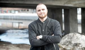 Rocco Wadell är redo för match. På lördag går han upp i ringen i den stora boxningsgalan i Gärdehov.