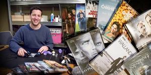 Ljuddesigner Boris Laible kom från Tyskland för 12 år sedan för att studera vid Dramatiska institutet i Stockholm. Nu har han sin studio i Tuna industriområde i Järna och han medverkat i en rad svenska tv-serier och filmer.