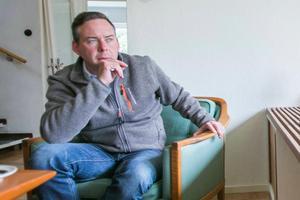 Martin Åhrén, byggnadsantikvarie och kulturmiljöhandläggare vid Sweco. Bild: Erik Englund / Arkivbild