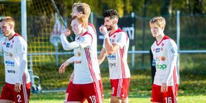 Hudiksvalls FF ser i dagsläget ut att få spela kvar i division 2 norra Svealand.