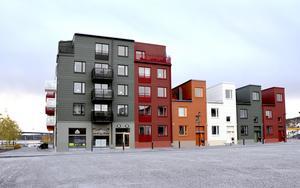 Rederigatan har det näst högsta priset, 31 094 kronor/kvadratmeter.