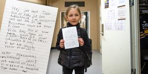 Tilda Aurell skrev en insändare när hon fick veta att ishallarna i Gärdehov skulle stänga mitt under högsäsongen.