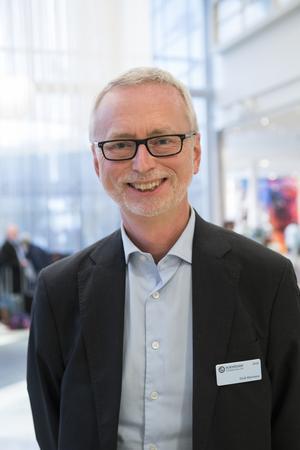 Foto Fredrik Sandberg / TT Historieprofessorn Dick Harrison kommer till Söderhamns 400-års firande med en specialskriven föreläsning om stadens historia.