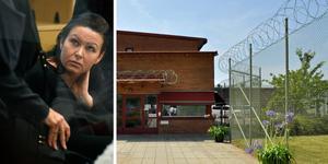 Johanna Möller avtjänar för närvarande sitt livstidsstraff på Ystadsanstalten. Foto: TT/Kriminalvården