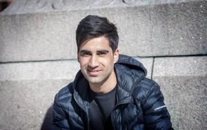 Abdelwagi Tauha, 20 år, asylsökande, Stavre:
