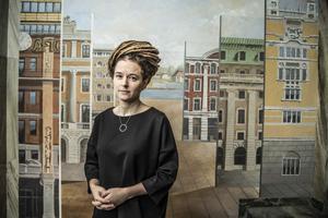 Amanda LInd (MP). Bild: Lars Pehrson/SvD/TT