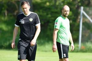 Jönköpings Södras manager Christer Persson har fått se sitt lag lämna planen mållöst två matcher i rad.