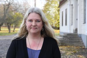 Erika Flygare, planarkitekt vid V-dala miljö- och byggförvaltning.