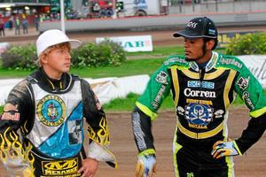 Lebedevs in – Anton ut. Andzejs Lebedevs gör säsongsdebut. Men Antonio Lindbäck finns inte med i Masarnas lag den här gången.