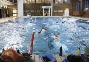 23 träningsglada motionärer deltog i lägret.