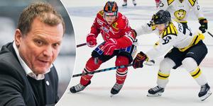 Brynästränaren Magnus Sundquist återvänder hem till Fagerliden i sommar. Foto: Johan Bernström / BILDBYRÅN