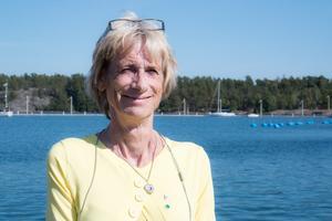 Maria Gard Günster (C) är ordförande för samhällsbyggnadsnämnden i Nynäshamn.