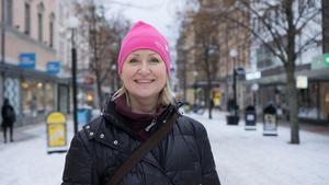 Karolina Rosdahl, 41 år, innovationsrådgivare på Mittuniversitetet: