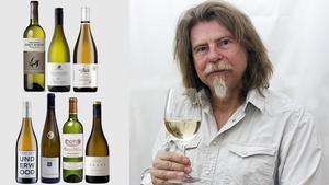 Dryckesexpert Sune Liljevall skriver denna vecka om nya vita viner på Systembolaget. Bild: Sune Liljevall