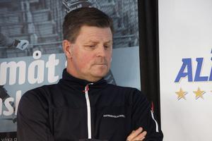 Roger Carlsson är ny tränare hos nykomlingen Katrineholm.