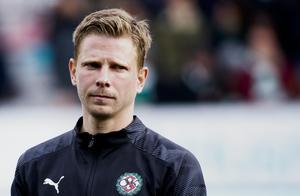 Johan Bertilsson vill ha revansch efter 3–0-förlusten mot IFK Norrköping senast. Foto: Johan Bernström/Bildbyrån