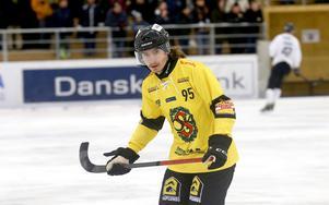 Nico Nevalainen blev tvåmålsskytt när Örebro besegrade Gripen Trollhättan med 6–3.