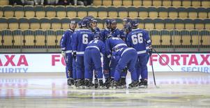 Finland tog brons i VM i Vänersborg.