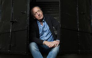 Ernst Brunner.  Foto: Caroline Andersson