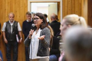 Anna-Lena Lundberg, primärvårdsdirektör.