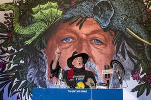 Ewert Ljusberg firar 30 år som president ...