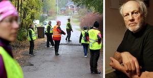 70-årige Kent från Grycksbo har varit försvunnen från hemmet i Grycksbo sedan i onsdags morse.  Polis, militär, Frivilliga resursgruppen, Fjällräddningen samt Missing People deltar i sökandet. Foto: Tomas Nyberg/Polisen Region Bergslagen