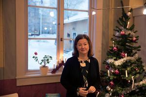 Elisabeth Richardsson arbetar med marknad och kommunikation på Visit Östersund.